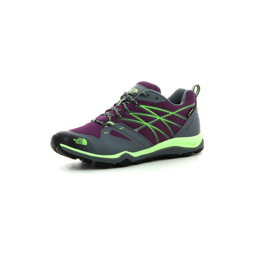 Zapatos Mujer Senderismo The North Face HEDGEHOG FASTPACK LITE GTX W gris
