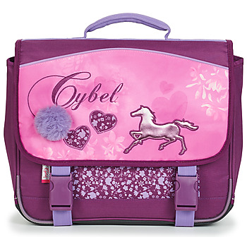 Bolsos Niña Cartable Back To School CYBEL CARTABLE 38 CM Rosa