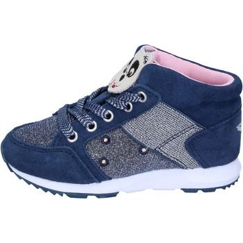 Zapatos Niña Zapatillas altas Lelli Kelly BR330 azul