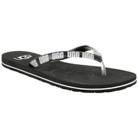 Zapatos Mujer Chanclas UGG Simi Graphic Negros