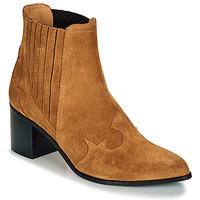 Zapatos Mujer Botines Emma Go BROOKLYN Cognac