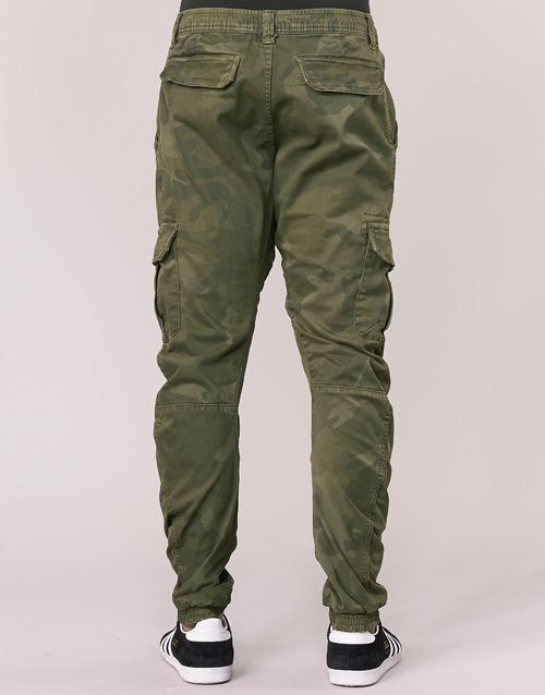 Urban Classics CAMO CARGO JOGGING PANTS Camuflaje - Envío gratis |  ! - textil Pantalón cargo Hombre
