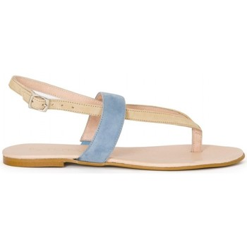 Zapatos Mujer Sandalias By Peppas S MALLORCA Beige