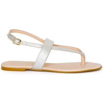 Zapatos Mujer Sandalias By Peppas S FORMENTERA Plata