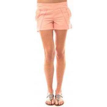 textil Mujer Shorts / Bermudas Lara Ethnics Short Lola Rose Rosa