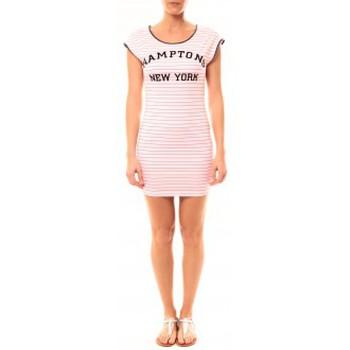 textil Mujer Vestidos cortos Vera & Lucy Robe Hamptons 1464 Rose Rosa