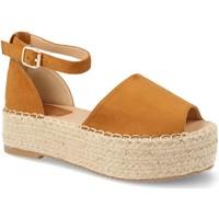 Zapatos Mujer Alpargatas Laik JS929 Camel
