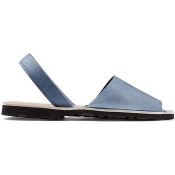 Zapatos Alpargatas Arantxa MENORQUINA DE AZUL
