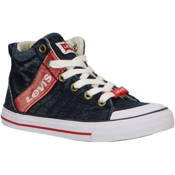 Zapatos Niños Zapatillas altas Levi's VALB0021T ALABAMA Azul