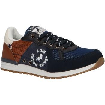 Zapatos Niños Zapatillas bajas Lois 83784 Azul
