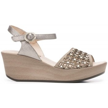 Zapatos Mujer Sandalias 24 Hrs 24 Hrs 24050 Taupe beige