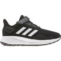 Zapatos Niños Zapatillas bajas adidas Originals Duramo 9 C Negros