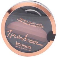 Belleza Mujer Sombra de ojos & bases Bourjois Stamp It Smoky Eyeshadow 005-half Nude 1 u