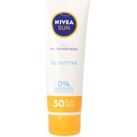 Belleza Protección solar Nivea Sun Facial Sensitive Spf50  50 ml