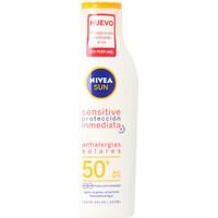 Belleza Protección solar Nivea Sun Antialergias Solares Sensitive Spf50+ Leche  200 ml
