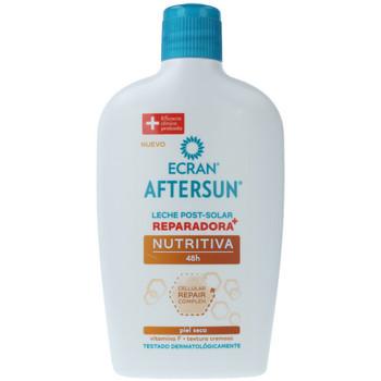 Belleza Productos baño Ecran Aftersun Leche Nutritiva Reparadora 48h  400 ml