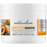 Belleza Mascarillas & exfoliantes Naturalium Apricot Scrub Invigorating  300 ml