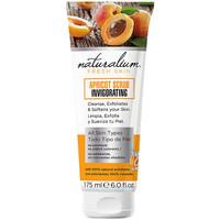 Belleza Mascarillas & exfoliantes Naturalium Apricot Scrub Invigorating