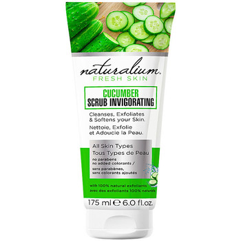 Belleza Mascarillas & exfoliantes Naturalium Cucumber Scrub Invigorating  175 ml