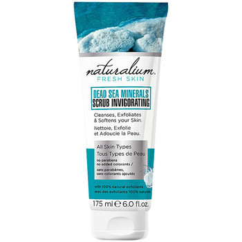 Belleza Mascarillas & exfoliantes Naturalium Dead Sea Minerals Scrub Invigorating  175 ml