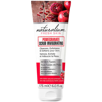 Belleza Mascarillas & exfoliantes Naturalium Pomegranate Scrub Invigorating  175 ml