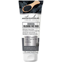 Belleza Mascarillas & exfoliantes Naturalium Carbon Polishing Face Mask  175 ml