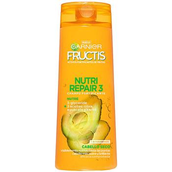 Belleza Mujer Champú Garnier Fructis Nutri Repair-3 Champú  360 ml