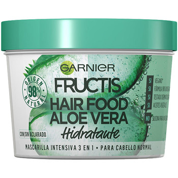 Belleza Acondicionador Garnier Fructis Hair Food Aloe Vera Mascarilla Hidratante  390 m