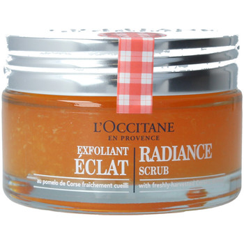 Belleza Mujer Exfoliante & Peeling L'occitane Exfoliance Éclat  75 ml