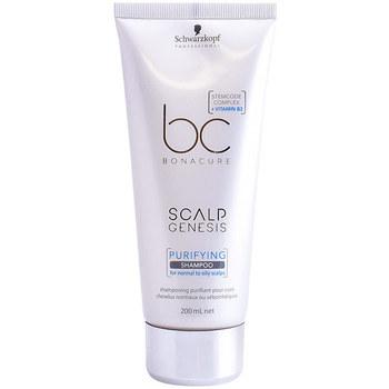 Belleza Champú Schwarzkopf Bc Scalp Genesis Purifying Shampoo  200 ml