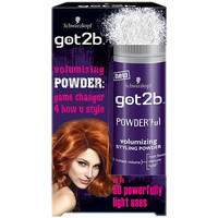 Belleza Acondicionador Schwarzkopf Got2b Powder'Ful Volumizing Styling Powder 10 Gr 10 g