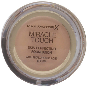Belleza Mujer Base de maquillaje Max Factor Miracle Touch Liquid Illusion Foundation 060-sand 11,5 g