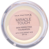 Belleza Mujer Base de maquillaje Max Factor Miracle Touch Liquid Illusion Foundation 070-natural 11,5 g