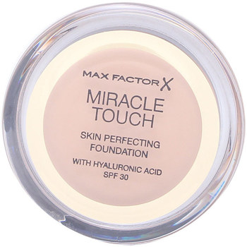 Belleza Mujer Base de maquillaje Max Factor Miracle Touch Liquid Illusion Foundation 075-golden 11,5 g