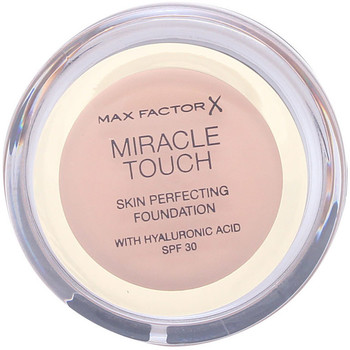 Belleza Mujer Base de maquillaje Max Factor Miracle Touch Liquid Illusion Foundation 080-bronze 11,5 g