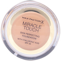 Belleza Mujer Base de maquillaje Max Factor Miracle Touch Liquid Illusion Foundation 085-caramel 11,5 g
