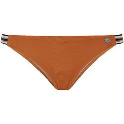 textil Mujer Bañador por piezas Beachlife Medias de traje baño  cuero marrón Púrpura