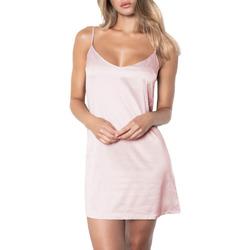 textil Mujer Pijama Admas Babydoll Soft Dreams Rosa Pálido