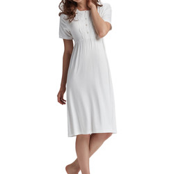 textil Mujer Pijama Admas Premama  camisón Amarillo