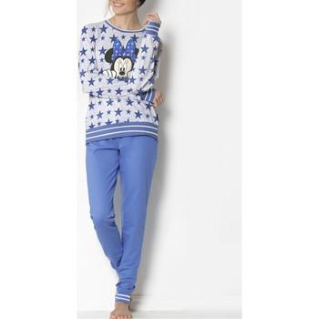textil Mujer Pijama Admas Minnie Stars Disney  azul pijama loungewear Azul