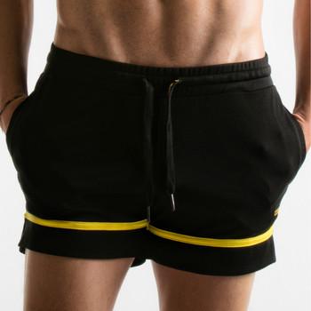 textil Hombre Shorts / Bermudas Code 22 Código corto de estenopeico 22 Pearl Black