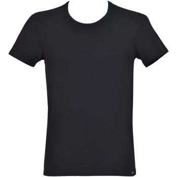 textil Hombre Camisetas manga corta Lisca Camiseta de hombre Apolon Pearl Black