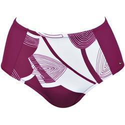 textil Mujer Bañador por piezas Lisca Medias de traje baño cintura alta Karpathos Camuflaje