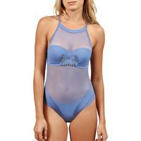 Ropa interior Mujer Body Lisca El cuerpo preformado sofístico de Azul