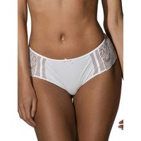 Ropa interior Mujer Shorty / Boxer Luna Shorty Midnight Blanco