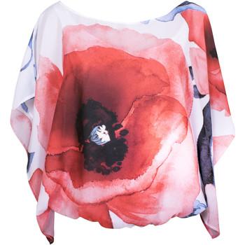 textil Mujer Tops / Blusas Luna Top playa Poppy Blanco