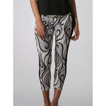 textil Mujer Pantalones cortos Luna Pantalones de playa Elixir Pearl Black