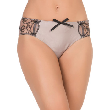 Ropa interior Mujer Shorty / Boxer Selmark Shorty Cabaret Marrón