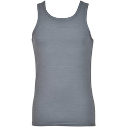textil Hombre Camisetas sin mangas Lisca Camiseta de hombre Zeus Gris Claro