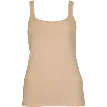 textil Mujer Camisetas sin mangas Lisca Happy Day Tank Top  Cheek Ciruela